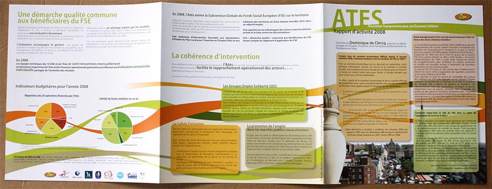 Rapport d activit 2008 de l at s et voil le travail - Rue de quesnoy wambrechies ...