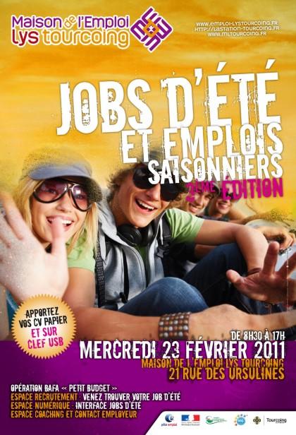 Jobs d t 2011 et voil le travail - Rue de quesnoy wambrechies ...