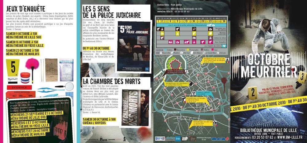Octobre meurtrier et voil le travail - Rue de quesnoy wambrechies ...