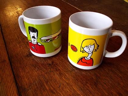 Mugs et voil le travail - Rue de quesnoy wambrechies ...